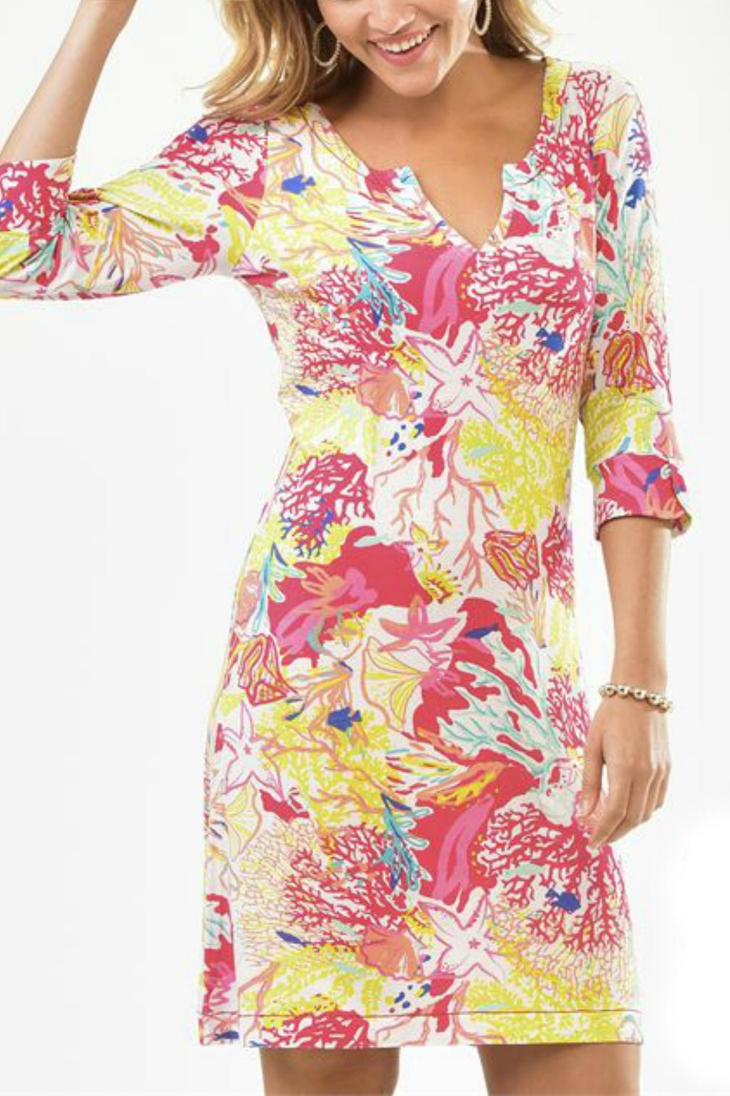 Charlie Paige Beachy Tunic Dress - Main Image