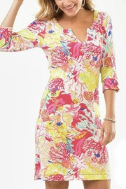 Charlie Paige Beachy Tunic Dress - Product Mini Image