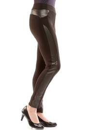 Charlie Paige Black Panel Legging - Product Mini Image
