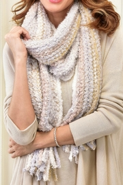 Charlie Paige Chunky Knit Scarf - Product Mini Image