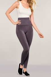 Charlie Paige High-Waist Bamboo Leggings - Product Mini Image