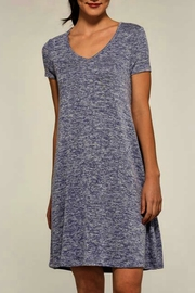 Charlie Paige Knit T-Shirt Dress - Product Mini Image