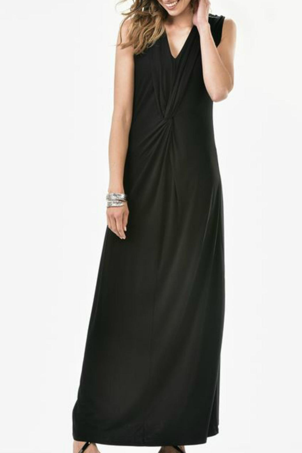 Charlie Paige Knotted Maxi Dress - Main Image