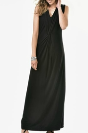Charlie Paige Knotted Maxi Dress - Front cropped