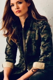 Charlie Paige Military Jacket - Front cropped