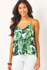 Charlie Paige Print Cami Top - Product Mini Image