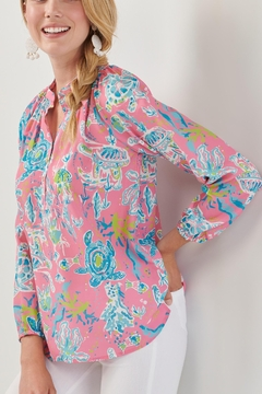 Charlie Paige Printed Top - Product List Image