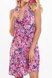 Charlie Paige Printed Tunic Dress - Product Mini Image