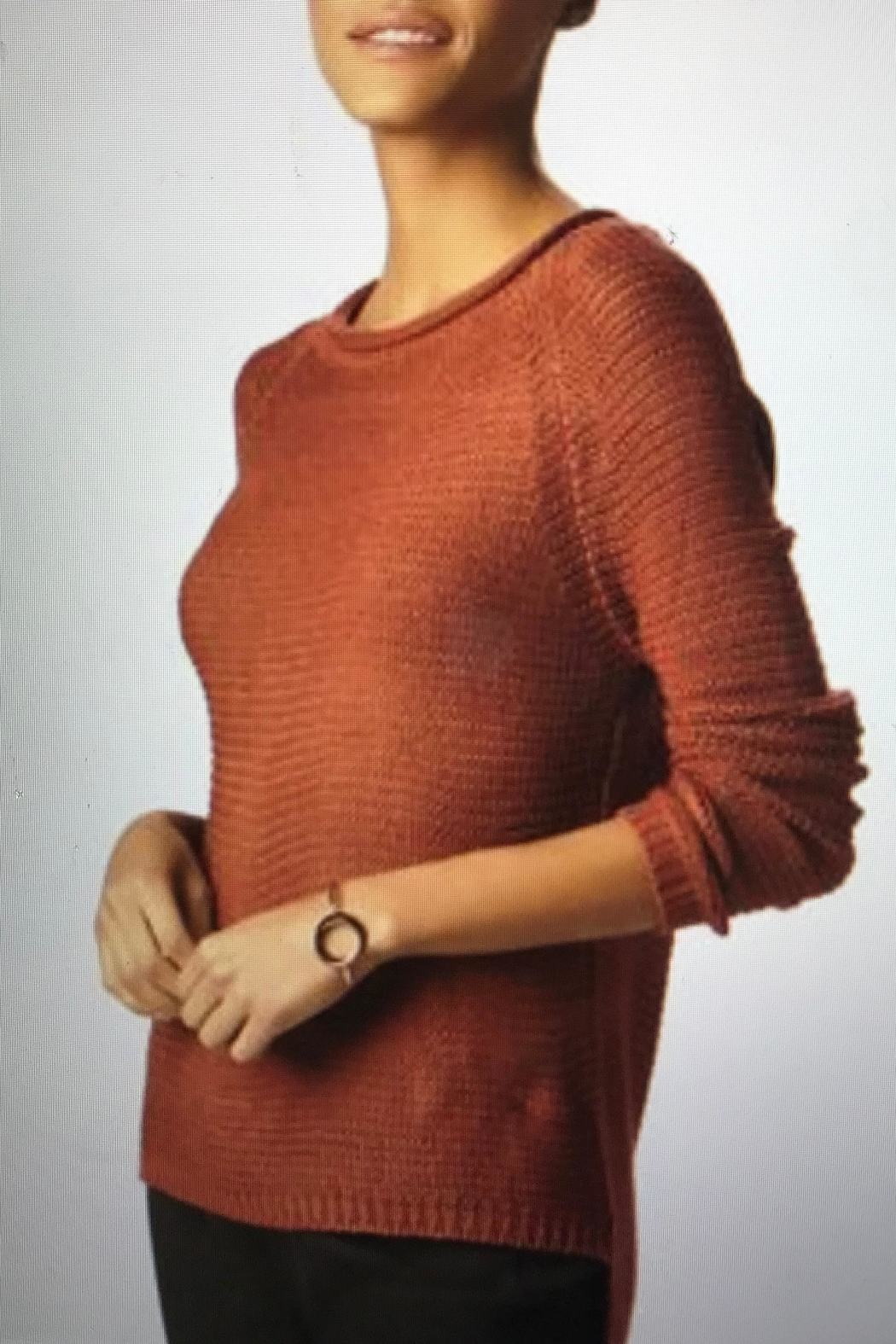 Charlie Paige Roll Neck Sweater - Main Image