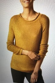 Charlie Paige Roll Neck Sweater - Front cropped