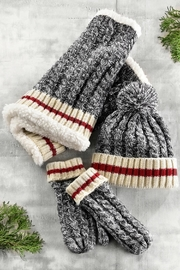 Charlie Paige Scarf, Hat, & Mittens Set - Product Mini Image