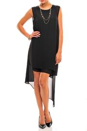 Charlie Paige Sleeveless Cocktail Dress - Product Mini Image