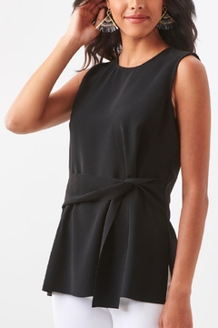 Charlie Paige Sleeveless Fitted Tunic - Product List Image