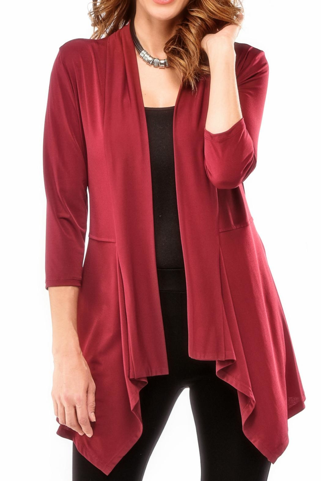 Charlie Paige Slimming Cardigan Sweater from Virginia by Mary ...
