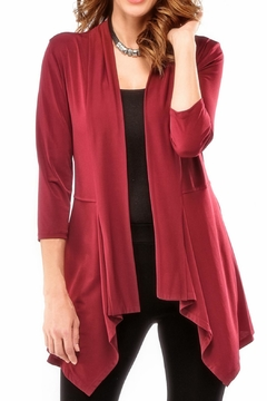 Charlie Paige Slimming Cardigan Sweater - Product List Image