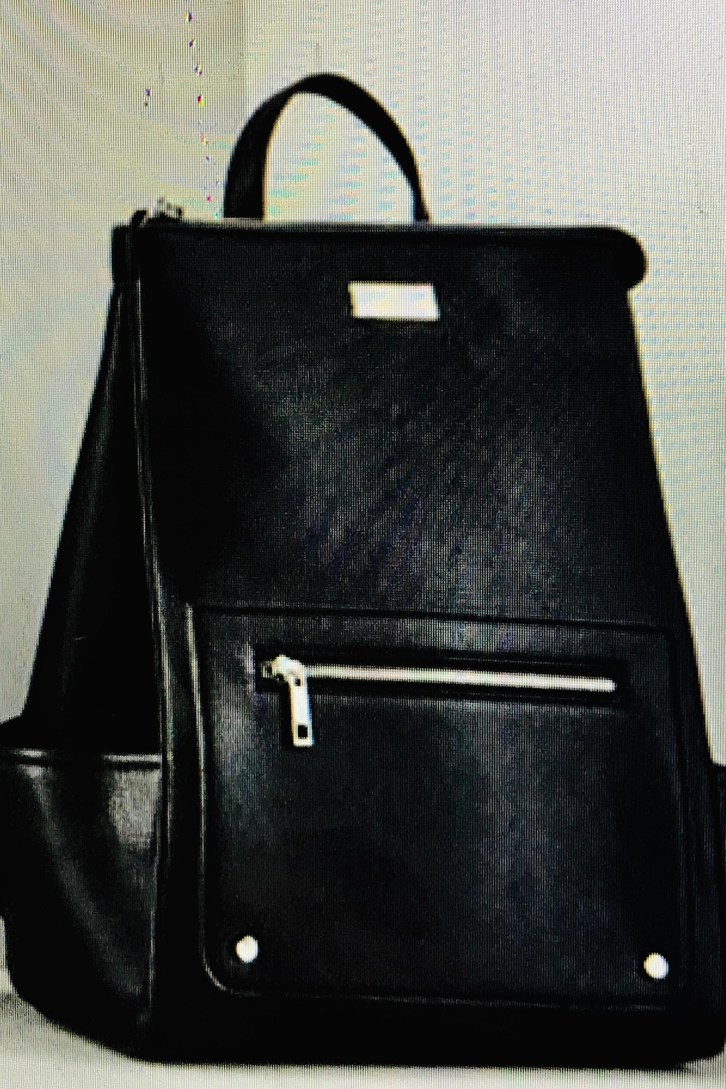 Charlie Paige Sophisticated Back Pack - Front Full Image