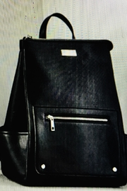 Charlie Paige Sophisticated Back Pack - Front full body