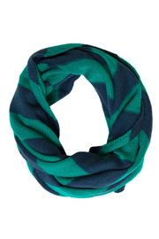 Charlie Paige Striped Infinity Scarf - Product Mini Image