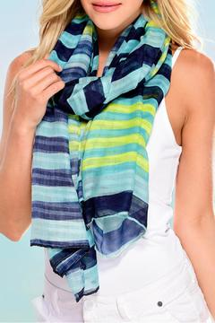 Shoptiques Product: Striped Scarf