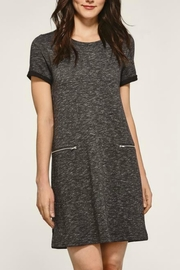Charlie Paige Zip Pocket Dress - Product Mini Image