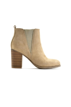 Shoptiques Product: Zippered Ankle Bootie