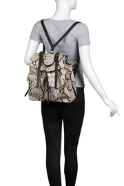 Urban Expressions Charlize Vegan Leather Backpack - Other