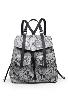 Urban Expressions Charlize Vegan Leather Backpack - Alternate List Image