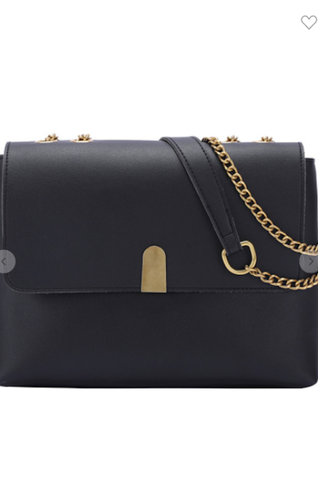 Moxi Charlotte Chain Bag - Front Cropped Image