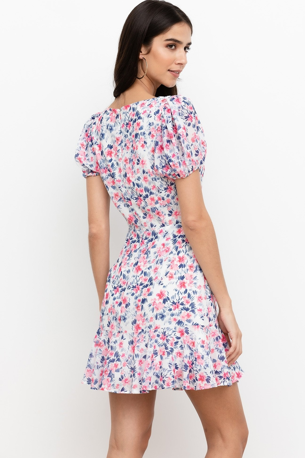 Yumi Kim Charlotte Dress - Front Full Image