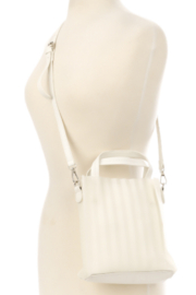FAME ACCESORIES Charlotte Purse - Front full body