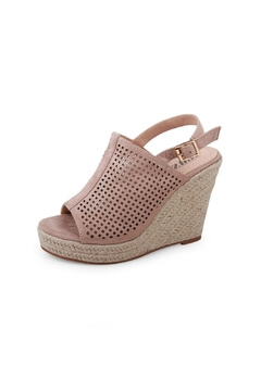 AMS Pure Charlotte Wedge Espadrille - Product List Image