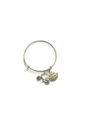Love's Hangover Creations Charm Bracelet Earrings - Product Mini Image