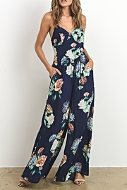 Charme Silkiner The Mala Jumpsuit - Front cropped