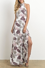 Charme Silkiner The Willamina Maxi - Front cropped