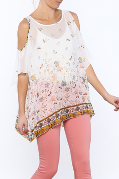 Charmed by JLM Lightweight Tunic Top - Product List Image