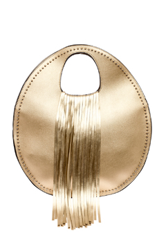 Charmed by JLM Gold Metallic Bag - Product List Image
