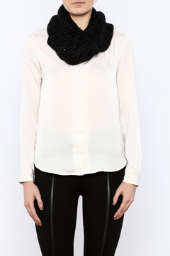 Shoptiques Product: Knit Cable Infinity Scarves