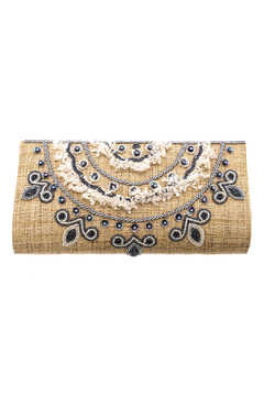 Shoptiques Product: Elegant Beaded Clutch