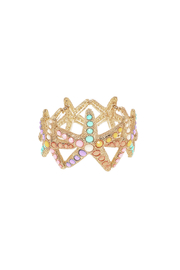 Charmed by JLM Gold Starfish Bracelet - Product Mini Image
