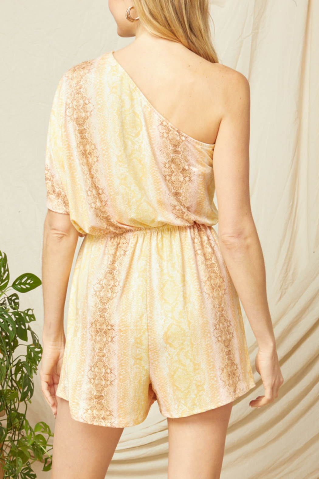 entro  Charming Style romper - Front Full Image