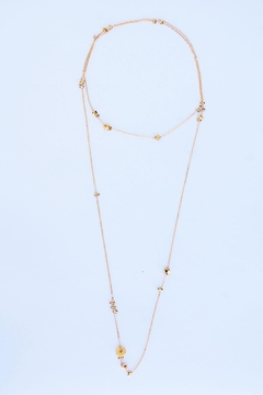 Aioty Charms Necklace Gold - Product List Image