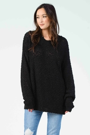Lucca Chase Popcorn Pullover - Product Mini Image