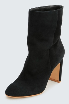 Dolce Vita Chase Suede Booties - Product List Image