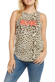 Chaser Acdc Cheetah Tank - Product Mini Image