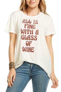 Shoptiques Product: All Is Fine Shirt