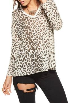 Chaser Animal Print Top - Product List Image
