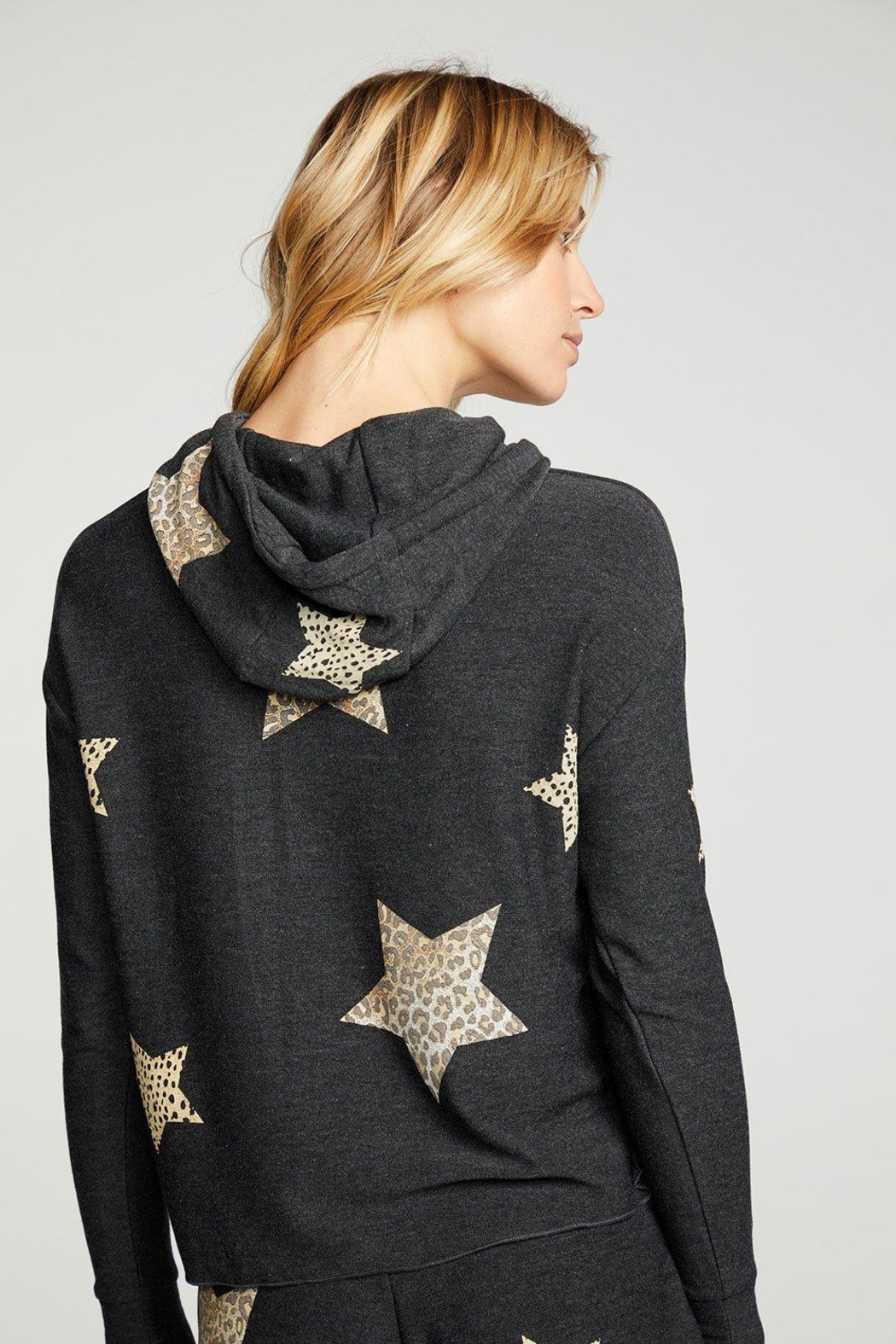 Chaser Animal Star Hoodie - Front Full Image