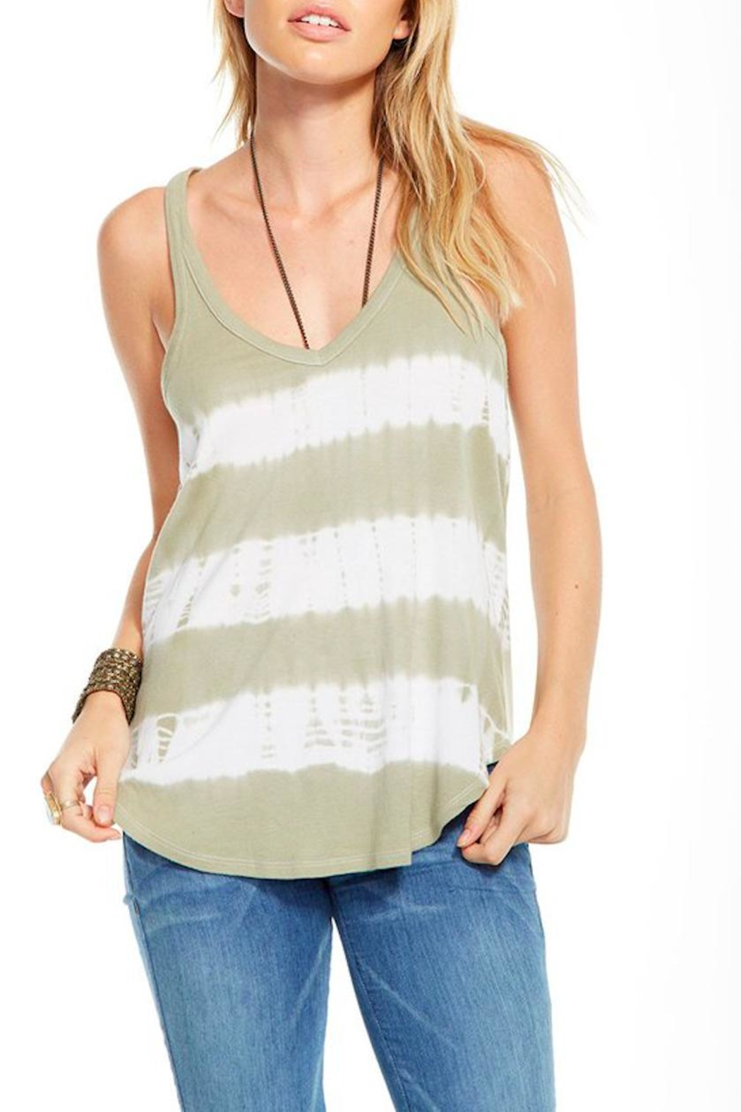 Chaser Beach Bound Top - Front Cropped Image