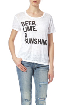Shoptiques Product: Beer and Lime Tee