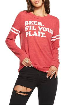 Shoptiques Product: Beer Please Pullover